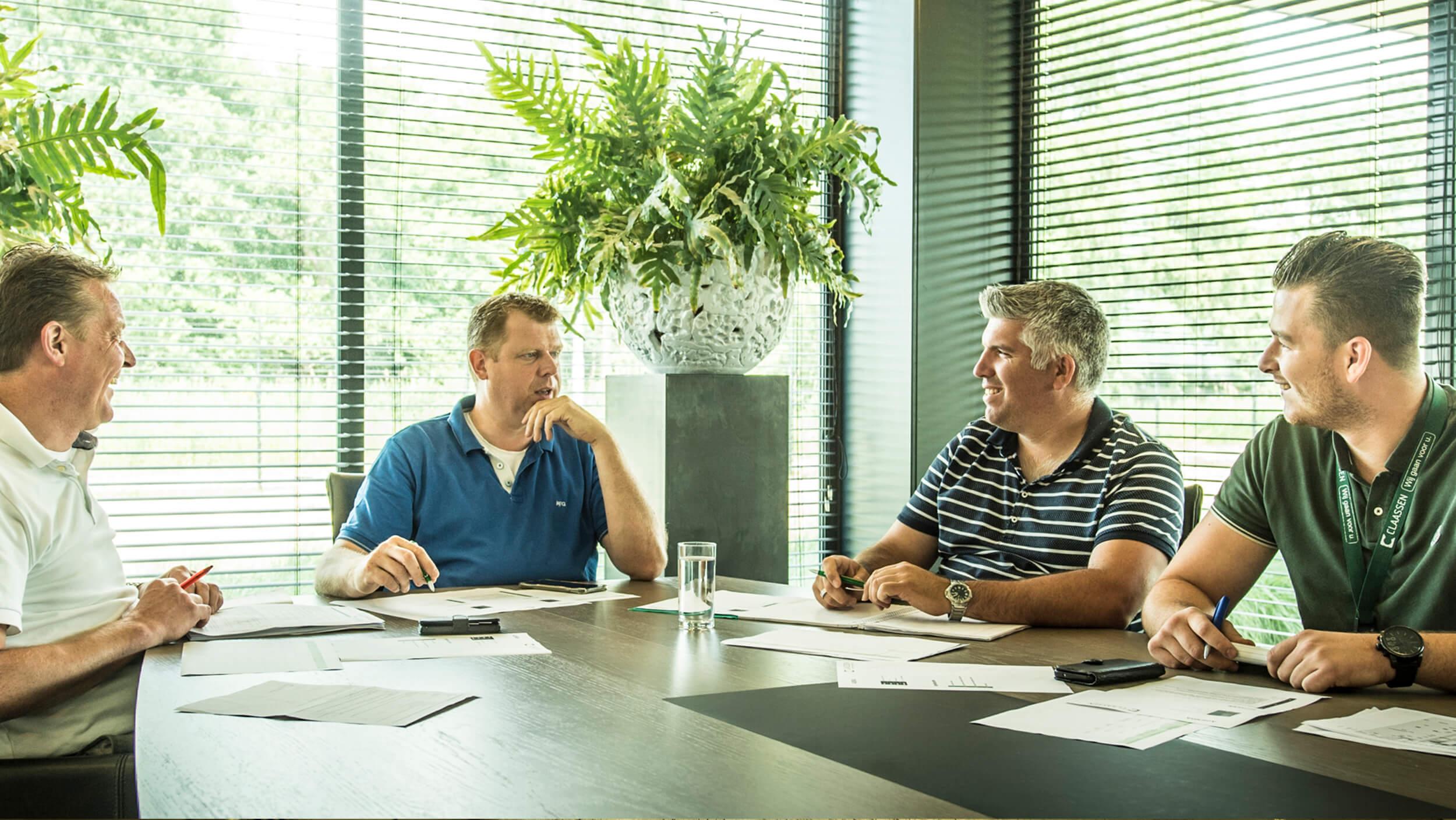 Claassen Logistics Tilburg Meppel contact