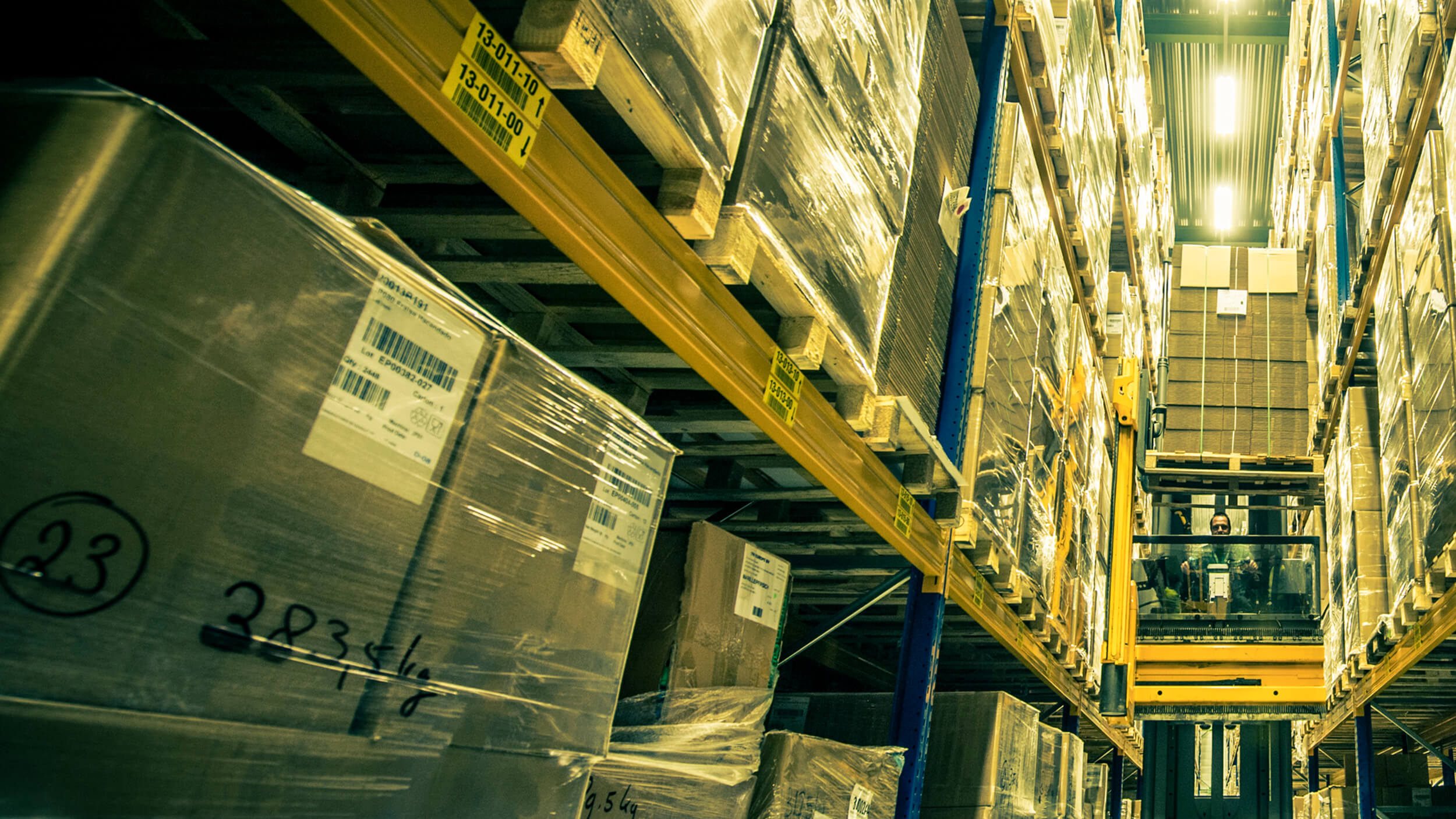 logistieke dienstverlener Claassen warehousing