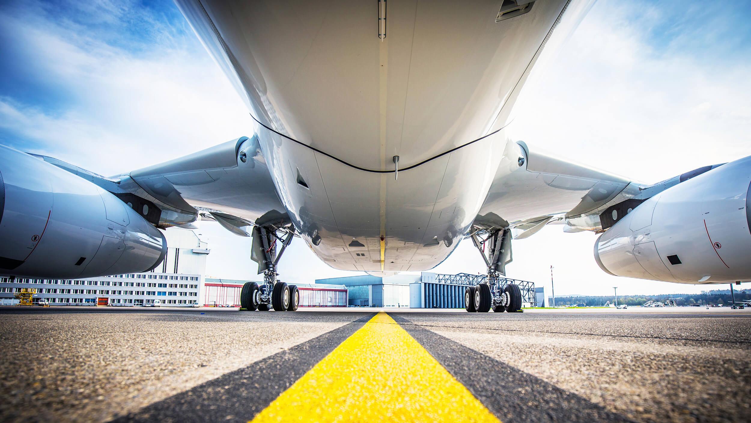 Zee- en luchtvracht brabant Claassen Logistics